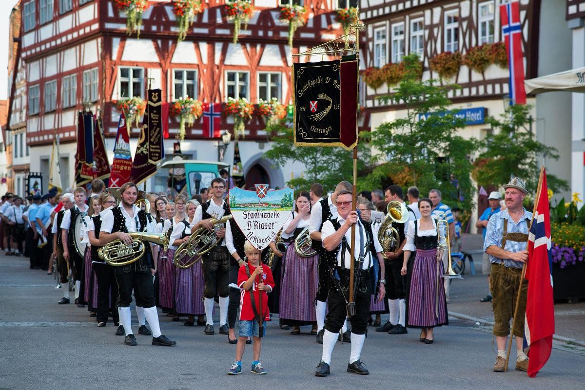 Kirchweih In Bayern