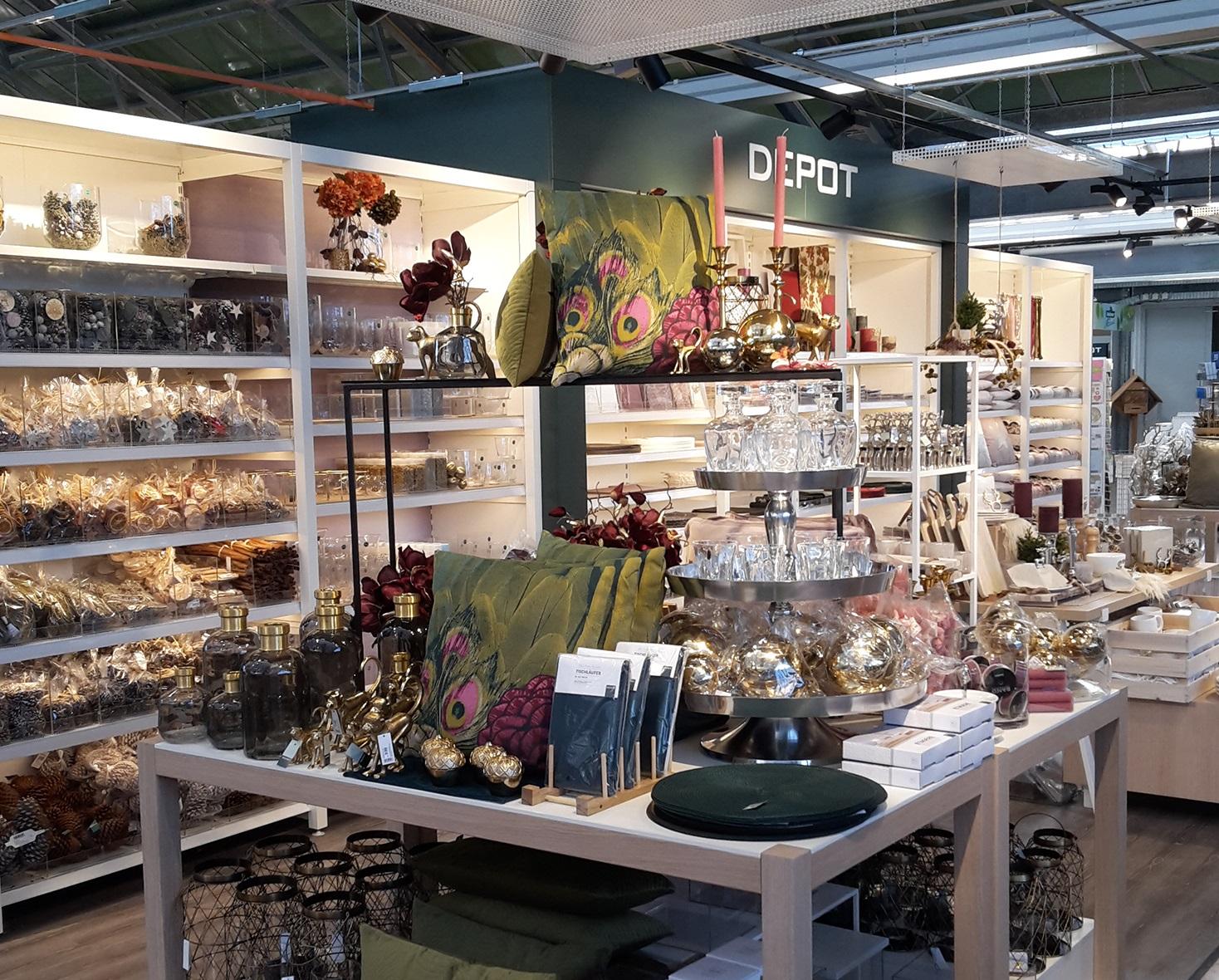 Neuer Depot Shop Im Dehner Blumenparkraindonau Ries Aktuell