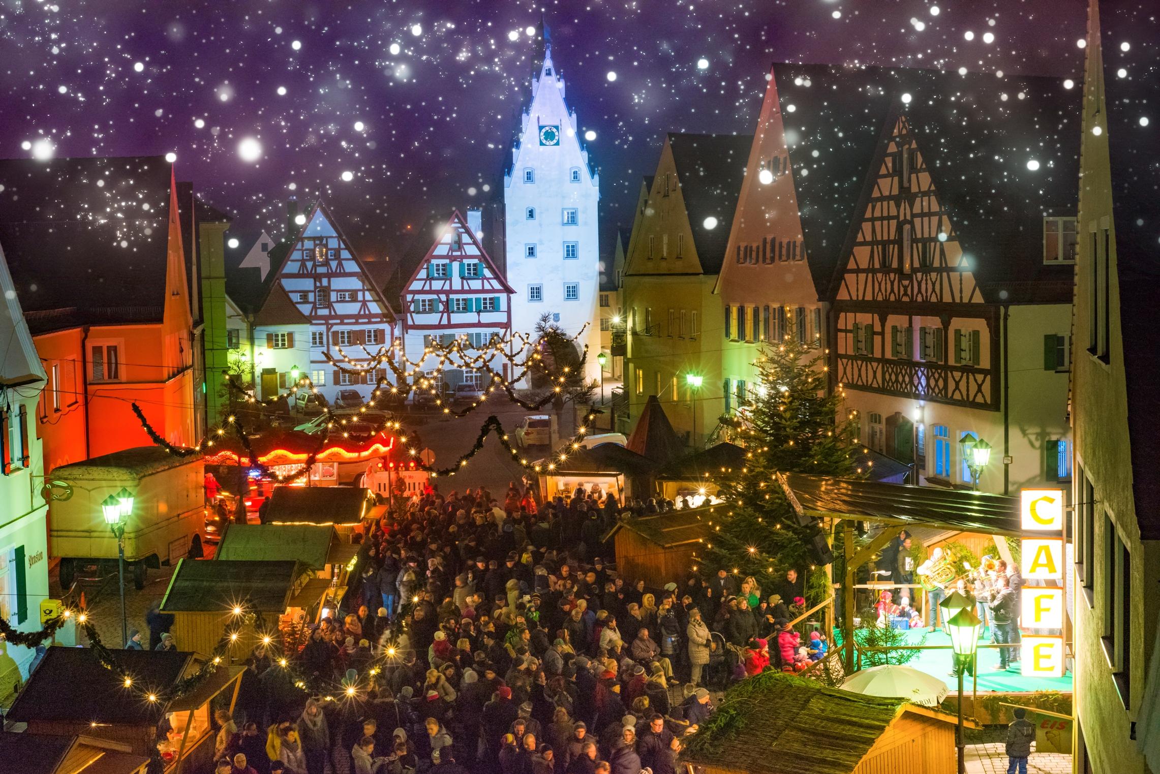 Advent und Weihnachten in und um Monheim 2018   Donau-Ries-Aktuell