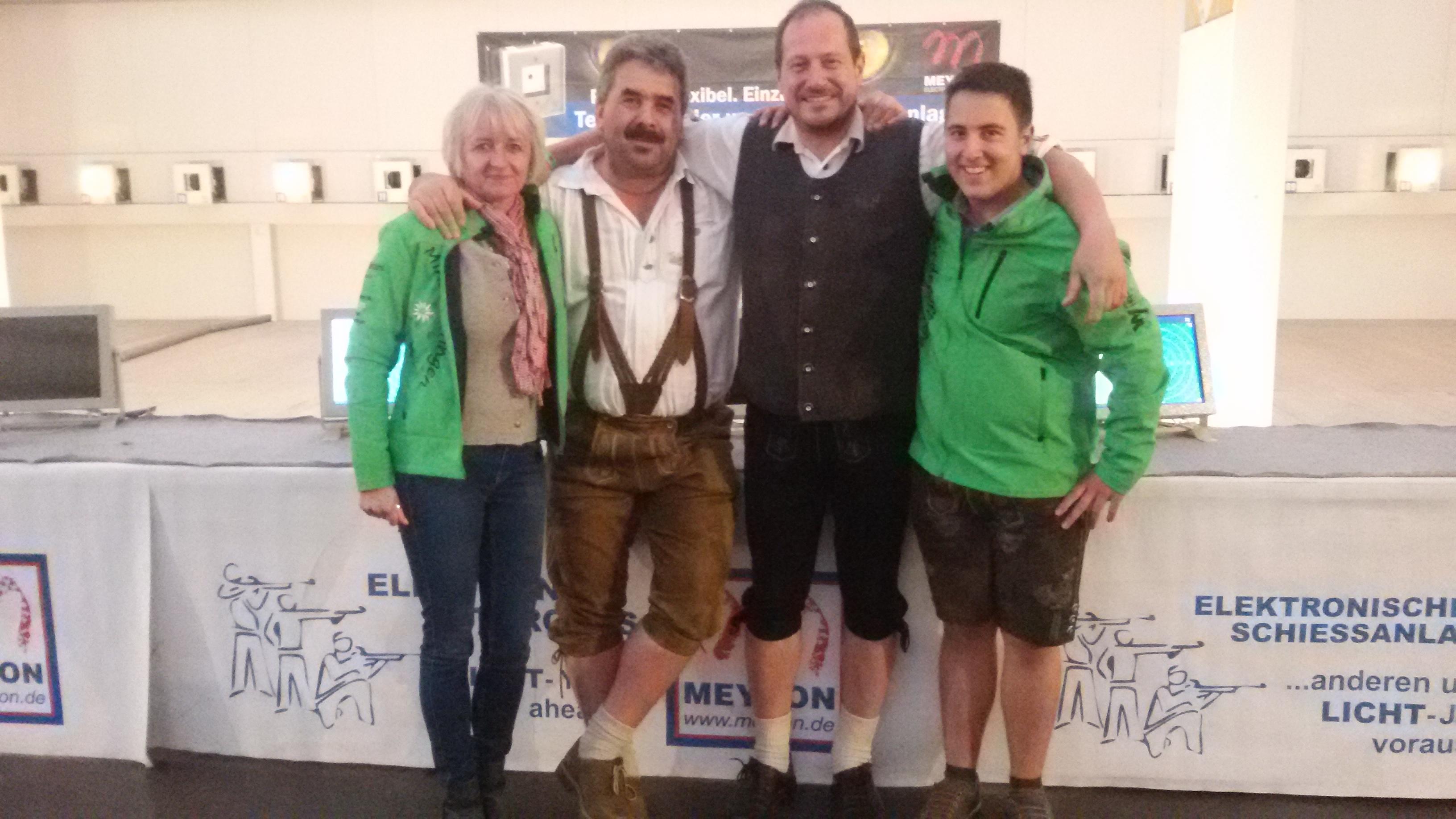 Edelweiss Minderoffingen Gewinnt Lowenbrau Cup Wallerstein