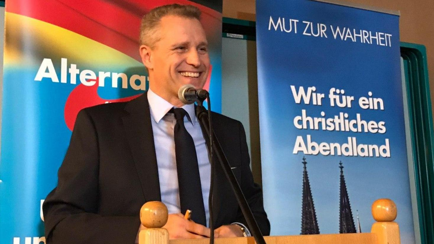 Petr Bystron, AfD