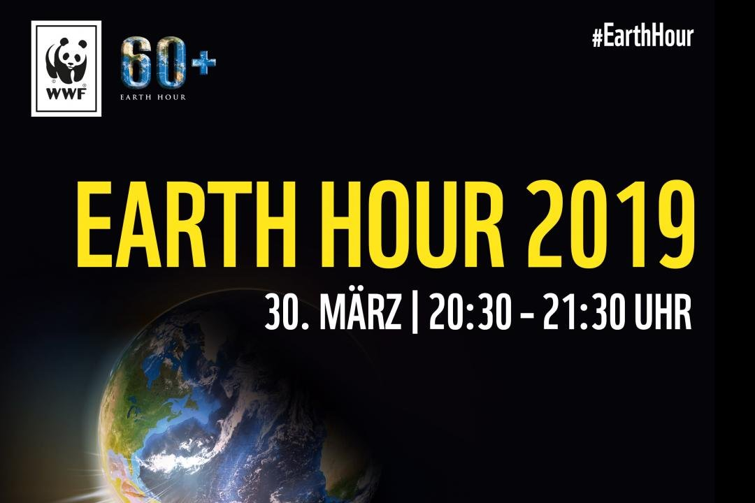 Earth Hour plakat