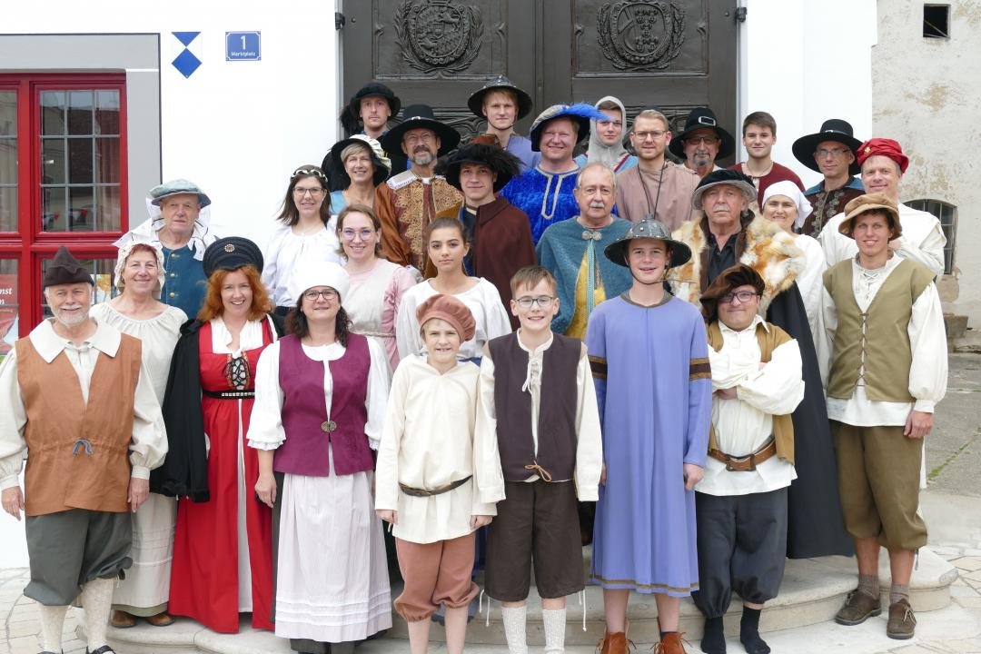 Historisches Ensemble