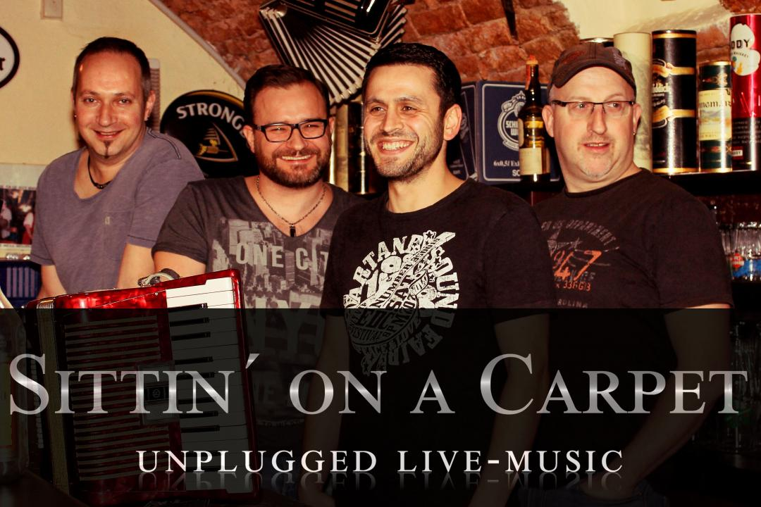 "Unplugged-Konzert mit ""Sittin´on a carpet"""