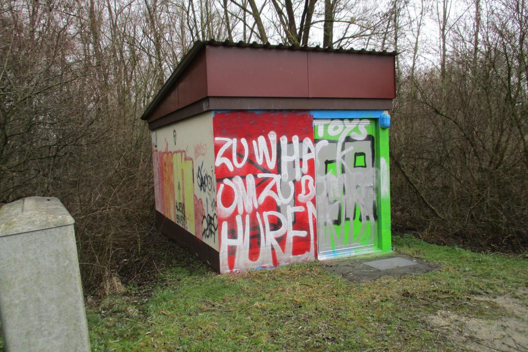 Graffitti DOnauwörth