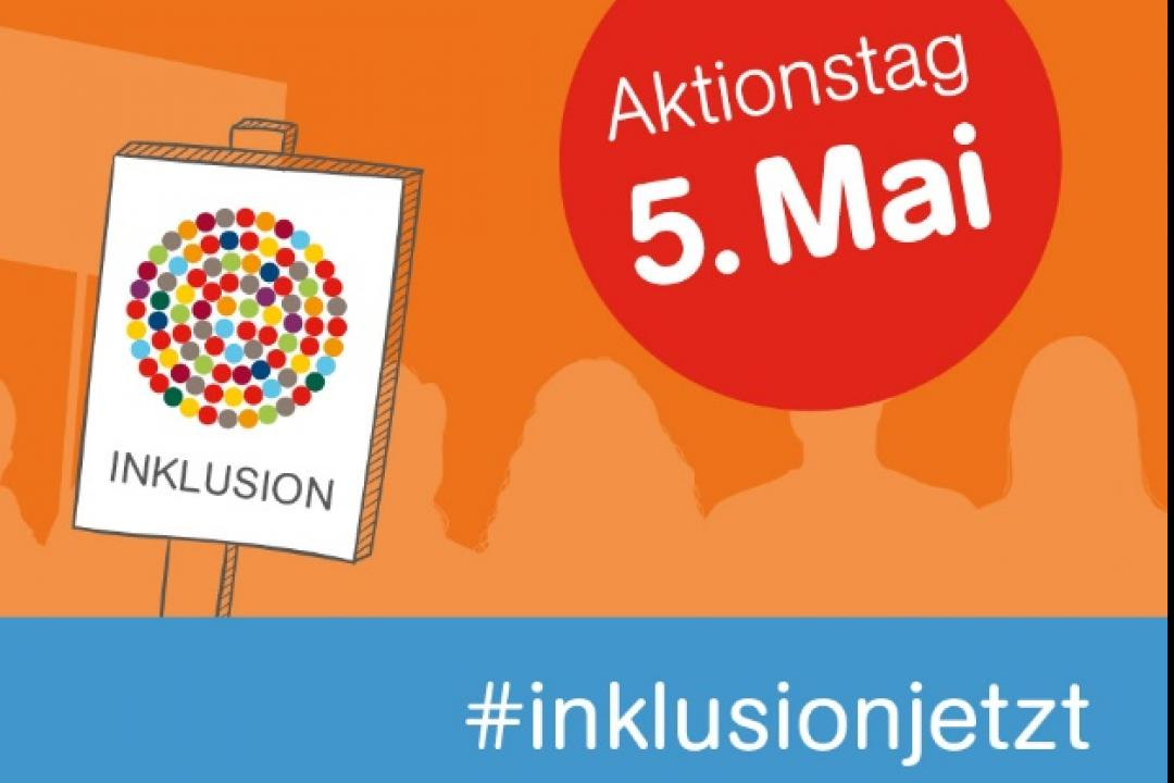 Banner Inklusion Aktionstag